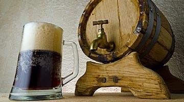 тёмное пиво