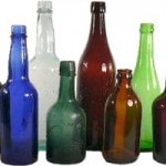 Цвет бутылки