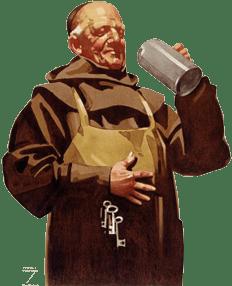 Францисканер Монах