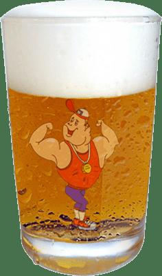 Пиво после тренировки