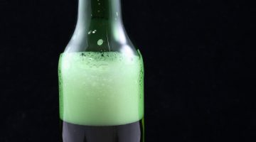Пиво в темноте