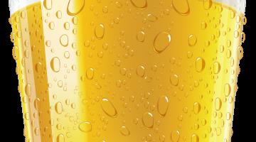 Стакан пива