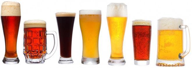 Классификации пива