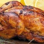 Курица в пиве