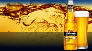 Пиво Miller