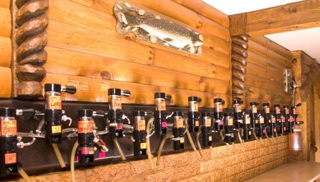 Открытие магазина разливного пива