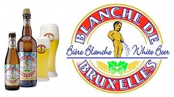 Пиво Бланш де Брюссель