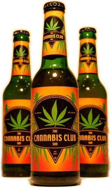 Cannabis Club Beer