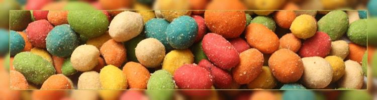 Арахис в глазури со вкусом