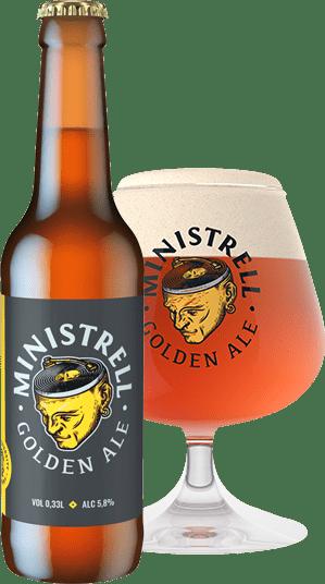 Ministrell Golden Ale