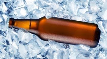 Холодное пиво круглый год