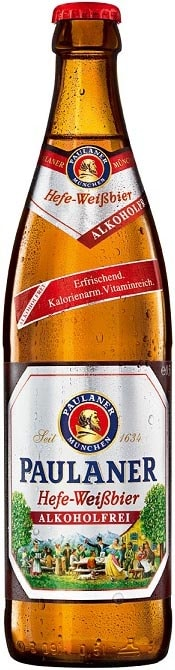 Paulaner Hefe-Weisbbier NON-ALCOHOLIC