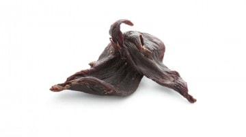Юкола из оленины