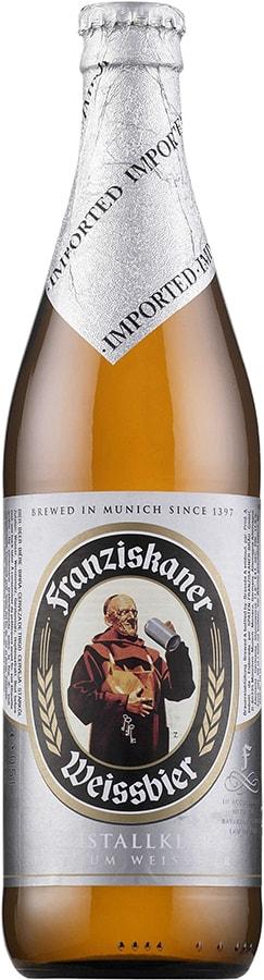 Franziskaner Weissbier Kristall Klar