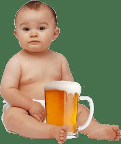 Пиво беременным
