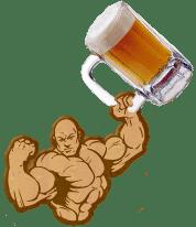 Пиво перед тренировкой