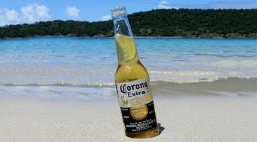 Мексиканское пиво Корона