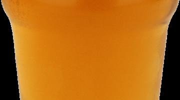 Стакан с пивом полный