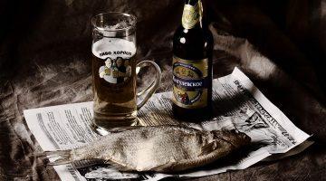 Жигулевское с рыбкой