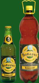 Приазовская Бавария пиво Конкурент