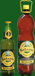 Приазовская Бавария Жигулевское пиво