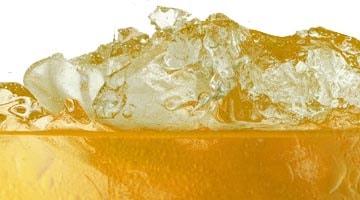 При какой температуре пиво превращается в лед