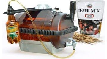 Приобретение домашней пивоварни