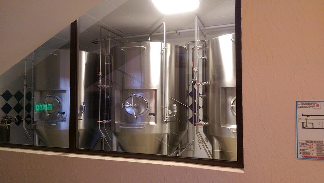 Пивоваренное оборудование