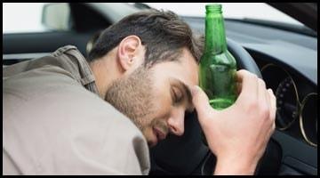 Бутылка пива через сколько можно садиться за руль
