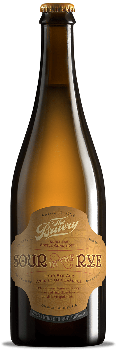 SOUR IN THE RYE ОТ THE BRUERY