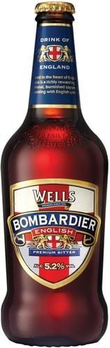 Wells Bombardier Premium Bitter