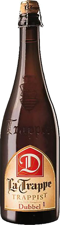 Бутылка La Trappe Trappist Dubbel