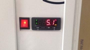 Терморегулятор холодильной камеры