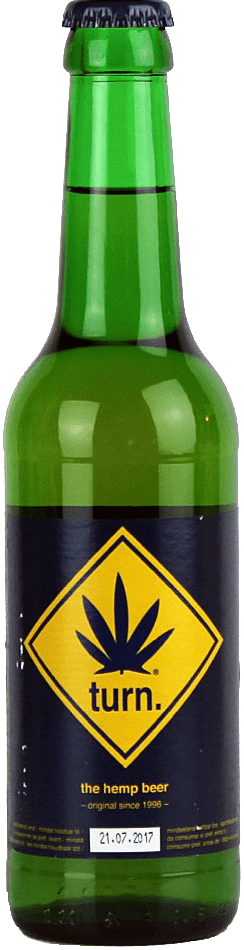 Turn пиво с коноплей