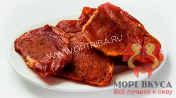 Чипсы из мяса свинины новокузнецк