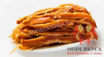 Кальмар филе (мясо краба)