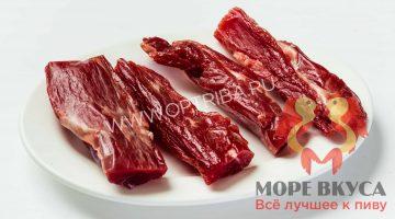 Карпаччо сыровяленное из свинины 0,5