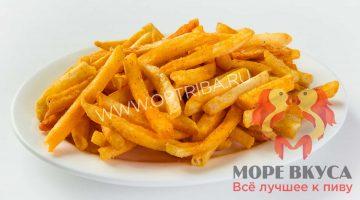 Картофель фри шашлык