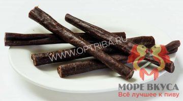 Колбаски из оленины
