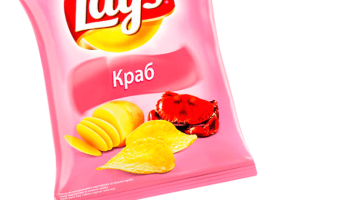Lays краб