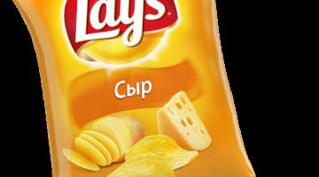 Lays сыр