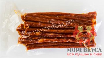 Палочки из свинины 100 грамм березовка