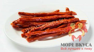 Палочки из свинины березовка