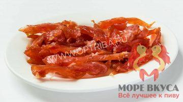 Пастрома из мяса птицы березовка