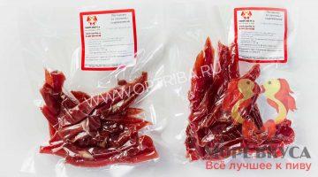 Пастрома из свинины 100 грамм березовка