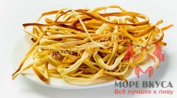 Сыр спагетти копченный