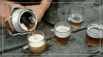 Можно ли купить разливное пиво в магазине в свою тару