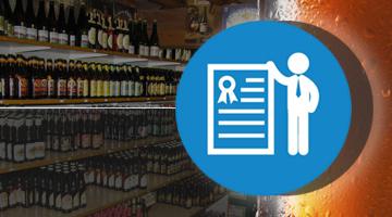 Можно ли на патенте торговать пивом