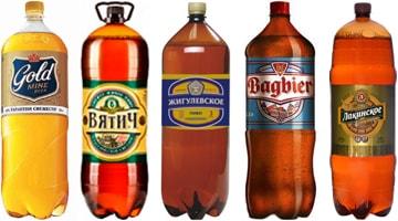 Запрет на продажу пива в пластиковой таре