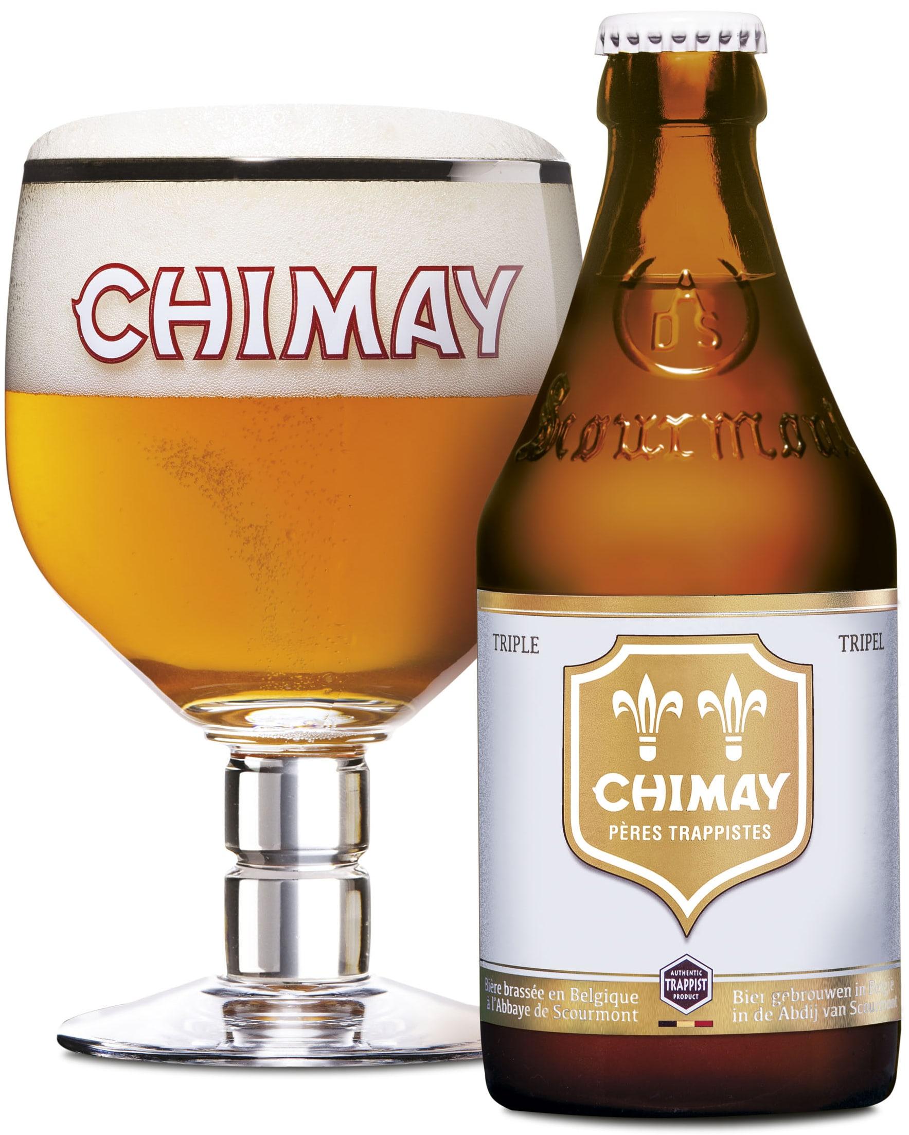 Chimay пиво